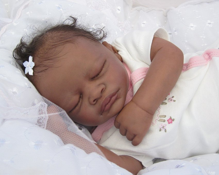 Aisha Biracial Doll Kit Tinkerbellcreations Co Uk