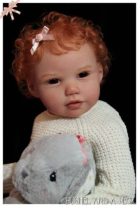 MADELINE TODDLER Doll kit with BODY