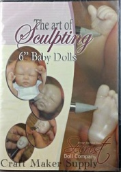 Sculpting 6'' Baby Dolls Tutorial