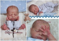 Isaac Doll Kit  By Donna Rubert