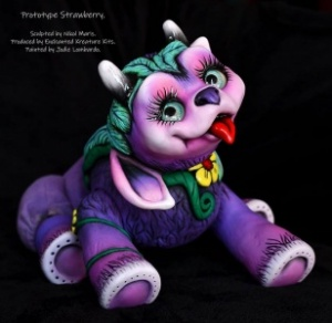 STRAWBERRY THE CAPRICUS PUP -  PRE ORDER DEPOSIT