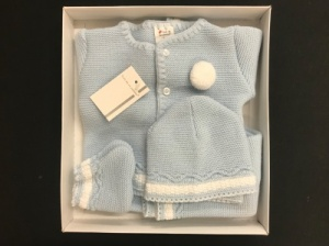 Cute Newborn Knitted Clothes
