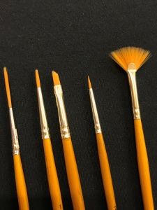 Tinkerbell Miniature Detail Brush Set