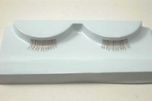 Clear Thread Preemie Lashes