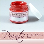 Genesis Heat Set Paint - Peaches And Cream Lips