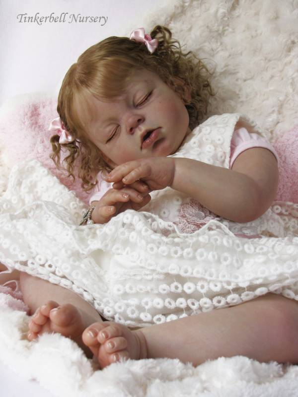 size 40 44f50 bf79f Arianna Sleeping Toddler Doll Kit