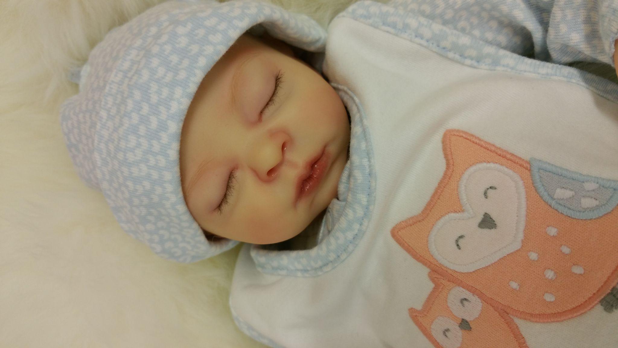 Reborn Baby Teagan Tinkerbellcreations Co Uk