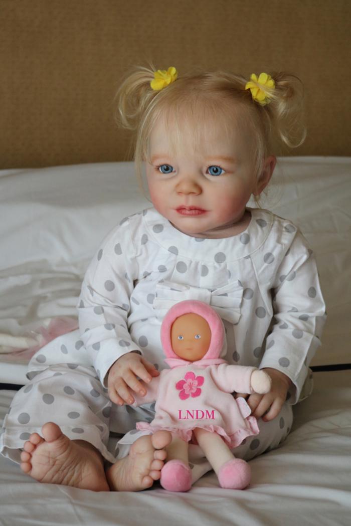 Emmy Awake Toddler Realborn Seconds