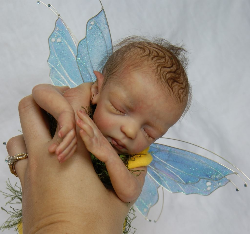 Zodi Mini Fairy Baby Tinkerbellcreations Co Uk
