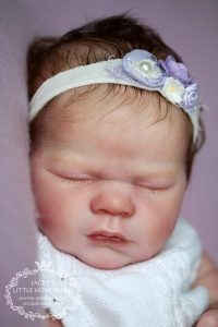 LAVENDER ASLEEP -Realborn Seconds Quality