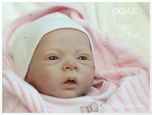 Lelou By Evelina  Wosnjuk Doll Kit