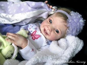Samantha Doll Kit By Donna Rubert