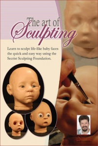 THe Art of Sculpting Tutorial DVD