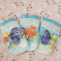 Newborn Nemo Nappies Pkt 3