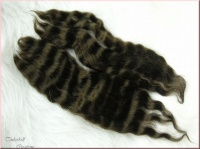 Premium Mohair Dark Brown