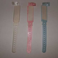 12 x Hospital Id wrist Bands