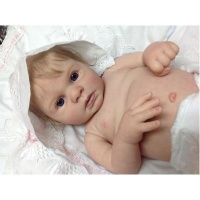 INDRA AWAKE Full Bodied Silicone Like Vinyl Doll Kit