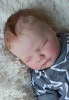 LANDON SLEEPING -  -Realborn