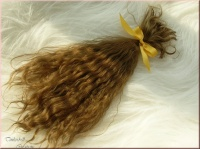 Premium Mohair Light Brown