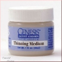Thinning Medium Gel