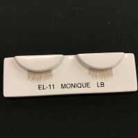 Premie Light Brown Whispy Lashes